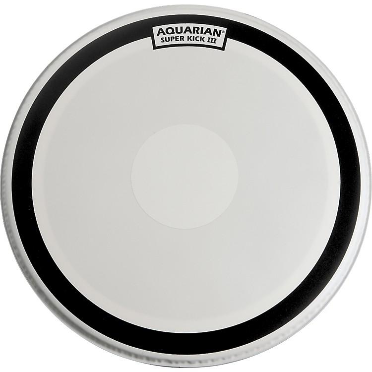 AquarianSuper-kick III Bass Drumhead18 in