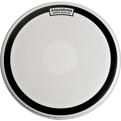 Aquarian Super-kick III Bass Drumhead 20 in