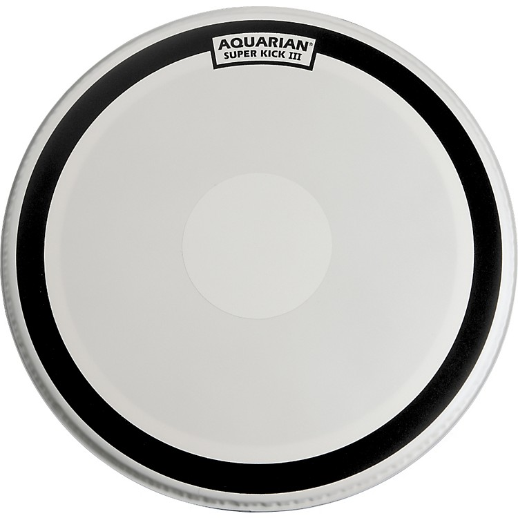 Aquarian Super-kick III Bass Drumhead 22 in