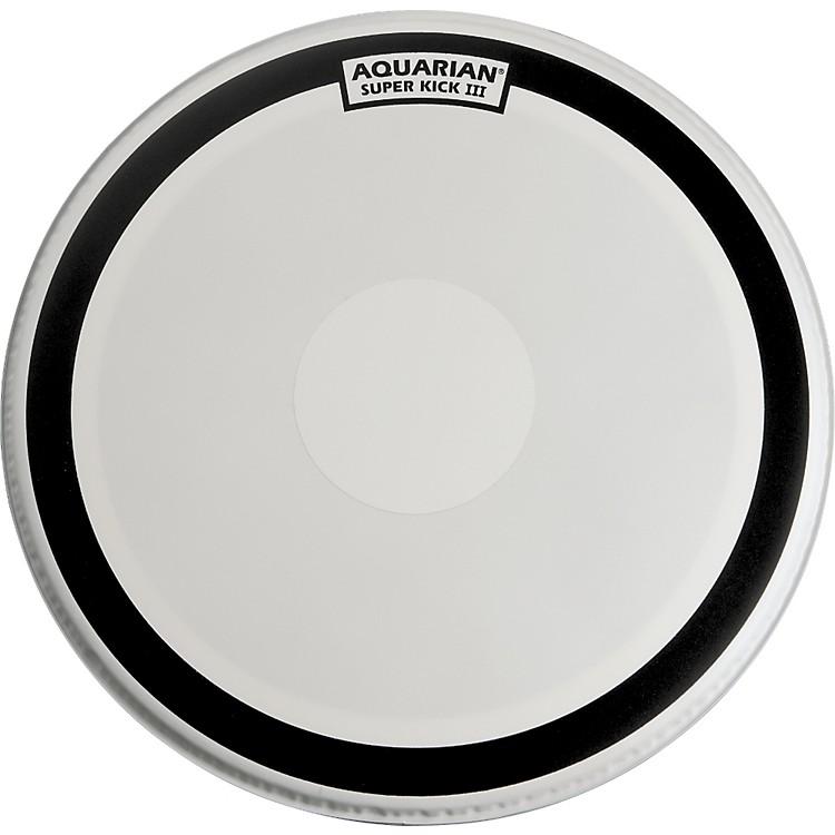 AquarianSuper-kick III Bass Drumhead24 in