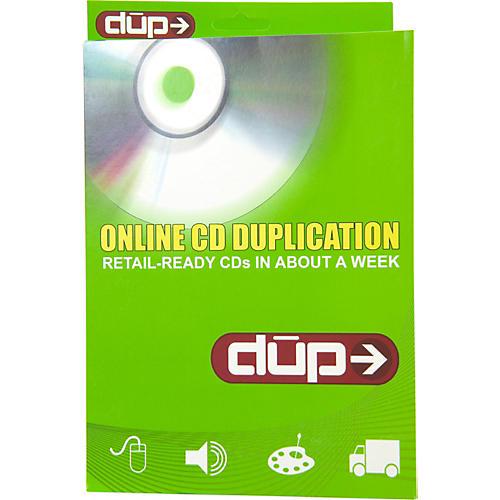 Dup SuperProPak CD Duplication Package