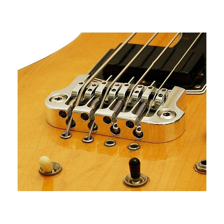 HipshotSuperTone Gibson 3-Point Bass BridgeBlack