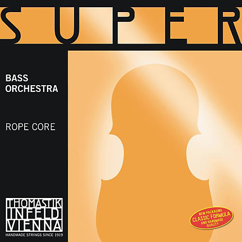 Thomastik Superflexible 1/2 Size Double Bass Strings 1/2 E String