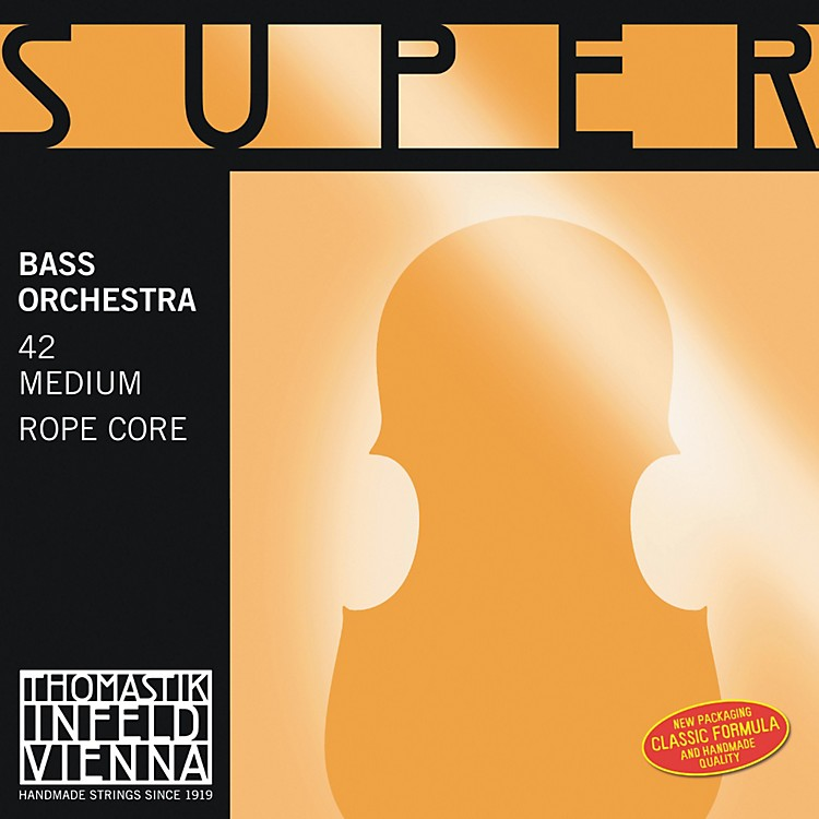 ThomastikSuperflexible 4/4 Size Double Bass Strings4/4D String