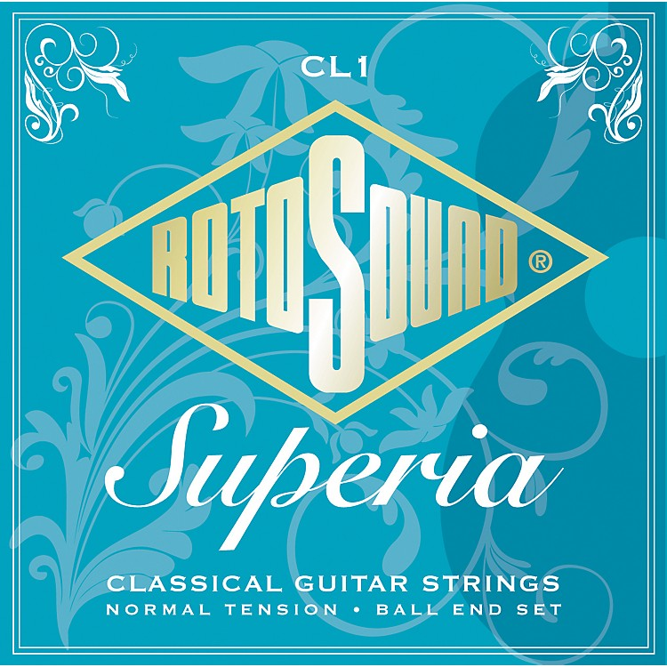 Rotosound Superia Ball End Normal Tension Classical Guitar Strings
