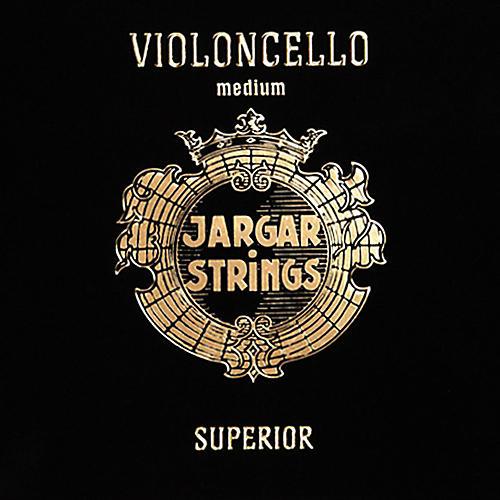 Jargar Superior Series Synthetic Core Cello String Set-thumbnail