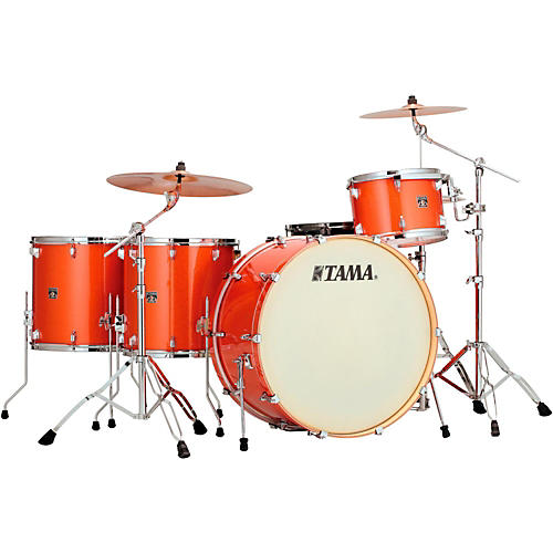 Tama Superstar Classic 4-Piece Classic Rock Shell Pack-thumbnail