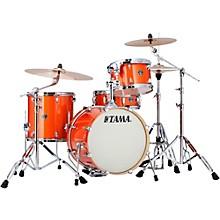 Tama Superstar Classic 4-Piece Jazz Shell Pack Bright Orange Sparkle