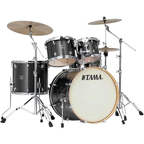 Tama Superstar Classic 5-Piece Shell Pack Midnight Gold Sparkle