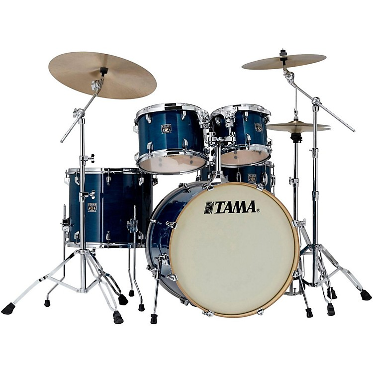 Tama superstar classic custom 5 piece shell pack for Classic house drums