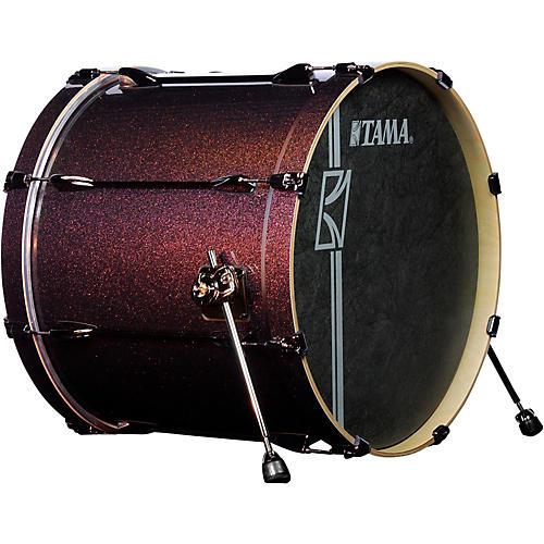 Tama Superstar Hyper-Drive SK Bass Drum with Black Nickel Hardware-thumbnail