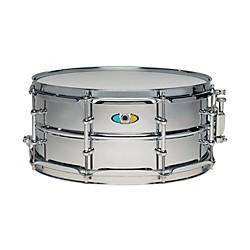 Supralite Steel Snare Drum 13 x 6 in.