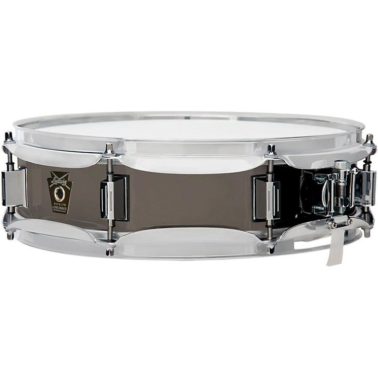 Ludwig Supraphonic Black Beauty Snare Drum  3X13 Inches