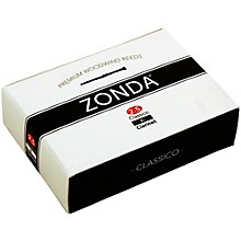Zonda Supreme Bb Clarinet Reed Strength 2.5 Box of 5