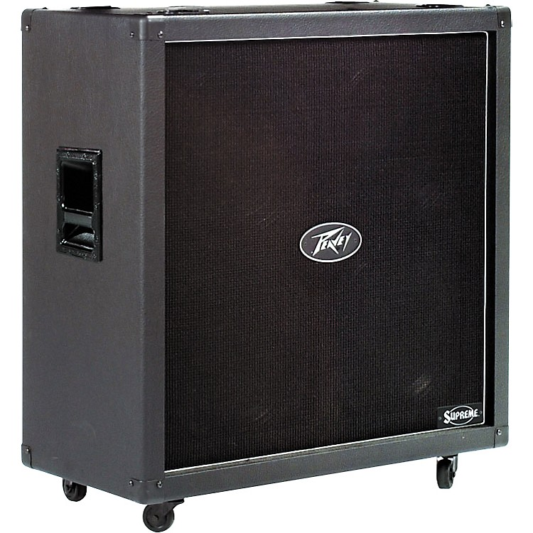 peavey supreme xl 412 4x12 amp cabinet musician 39 s friend. Black Bedroom Furniture Sets. Home Design Ideas