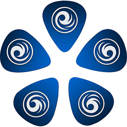 D'Addario Planet Waves Surepick Grip Guitar Picks 5 Pack