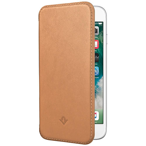 Twelve South SurfacePad Camel Ultra Slim Leather Cover For iPhone 6 Plus-thumbnail