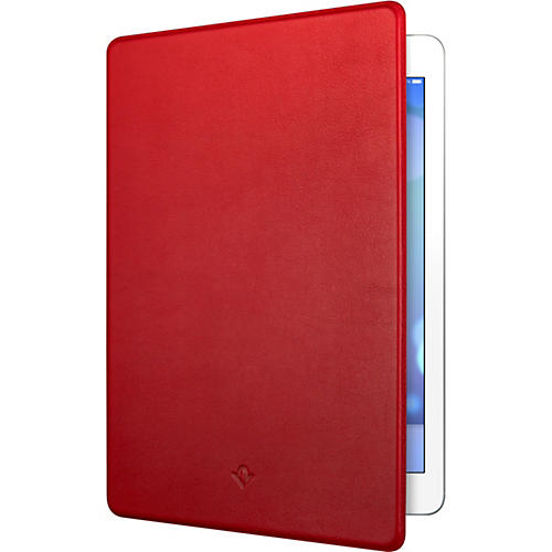 Twelve South SurfacePad Carrying Case for iPad Air - Red Pop - Leather