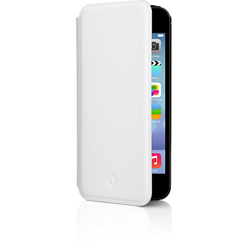 Twelve South SurfacePad Carrying Case for iPhone 6 Plus, iPhone 6S Plus, Debit Card, ID Card - White - Napa Leather