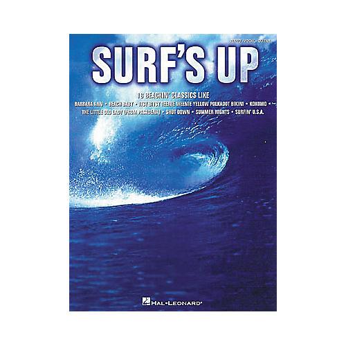 Hal Leonard Surf's Up Book