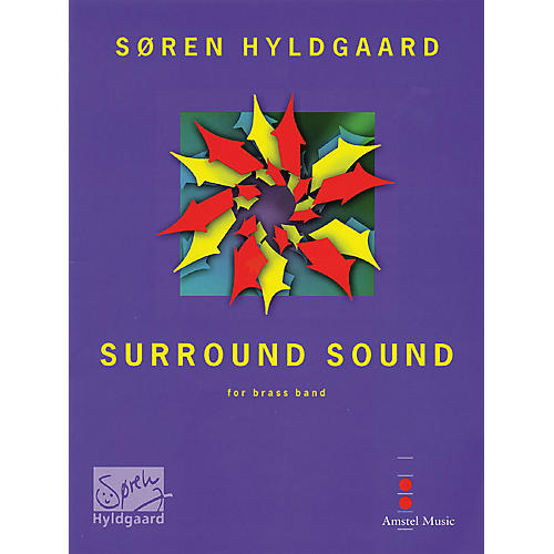De Haske Music Surround Sound (Brass Band) Concert Band Composed by Soren Hyldgaard-thumbnail
