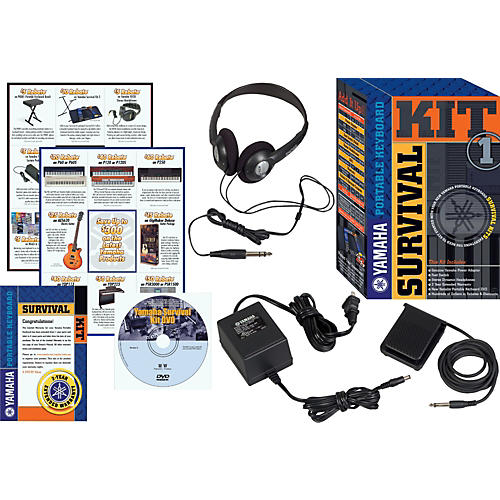 Yamaha Survival Kit D for PSR 350, DGX 202, 300, EZ 30