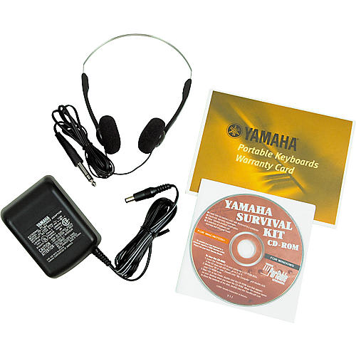 Yamaha Survival Kit G for PSR-550