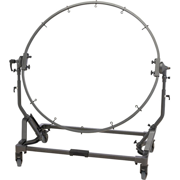 Pearl Suspended Concert Bass Drum Stand 36 Inch W/ Field Frame Wheels