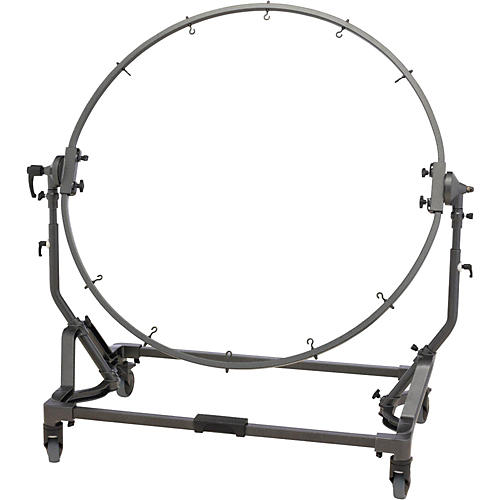 Pearl Suspended Concert Bass Drum Stand 36 in. with Field Frame Wheels