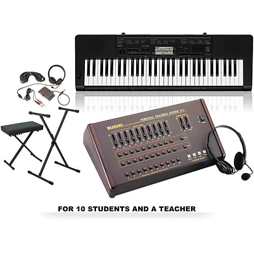 Suzuki Suzuki / Casio CTK-3200 Keyboard Lab-thumbnail