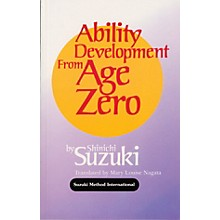 Alfred Suzuki Ability Development from Age Zero (Book)