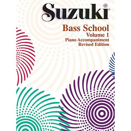 Alfred Suzuki Bass School Piano Accompaniments Volume 1