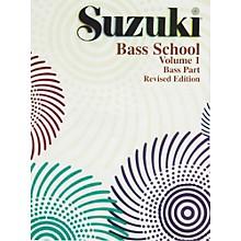 Alfred Suzuki Bass School Volume 1 (Book)