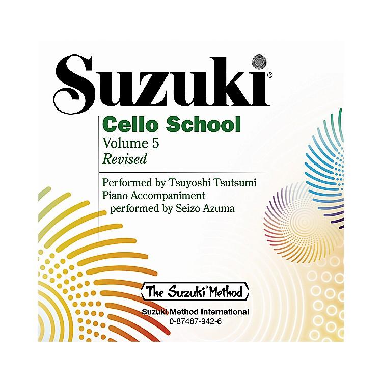 AlfredSuzuki Cello School CD, Volume 5