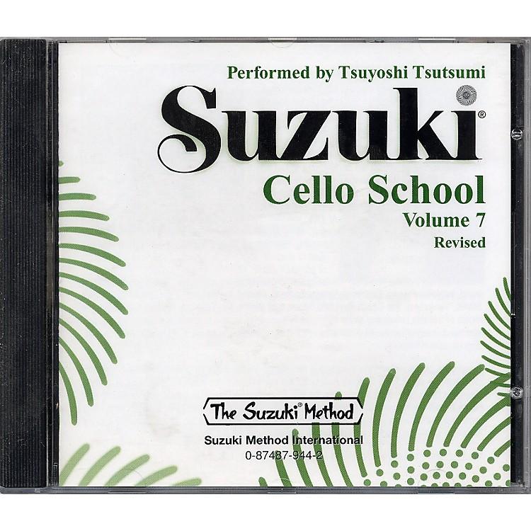 AlfredSuzuki Cello School CD, Volume 7