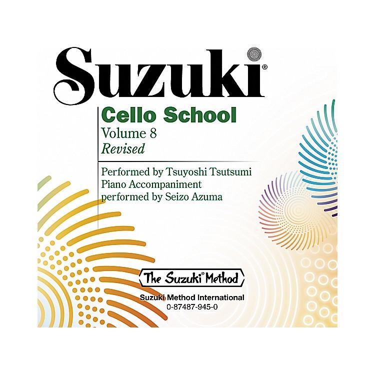 AlfredSuzuki Cello School CD, Volume 8