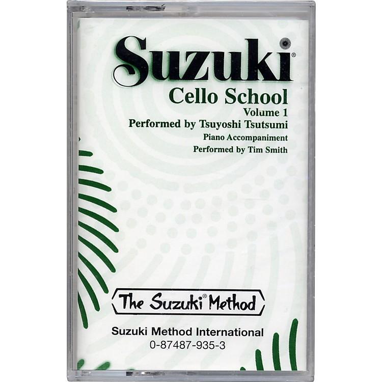 AlfredSuzuki Cello School Cassette, Volume 1