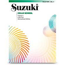 Alfred Suzuki Cello School Cello Part Vol 4 (Book)