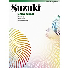 Alfred Suzuki Cello School Cello Part, Volume 2 Book