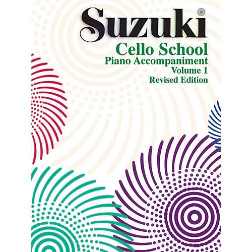 Alfred Suzuki Cello School Piano Accompaniment Volume 1