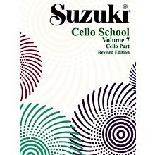 Alfred Suzuki Cello School Volume 7 (Book)