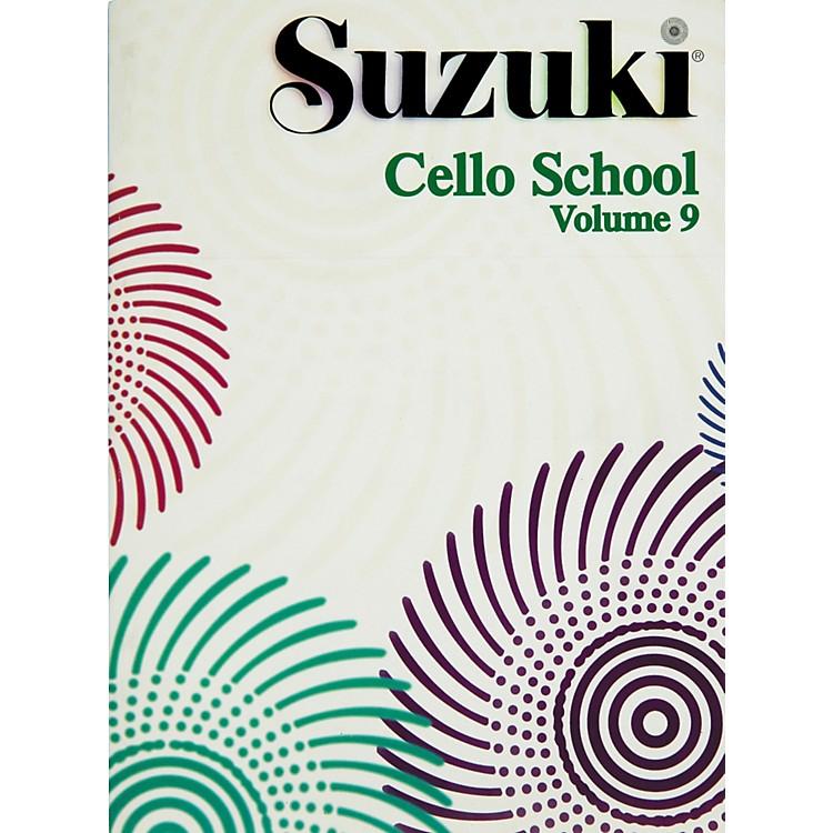 AlfredSuzuki Cello School Volume 9 (Book)
