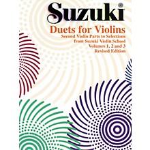 Alfred Suzuki Duets for Violins