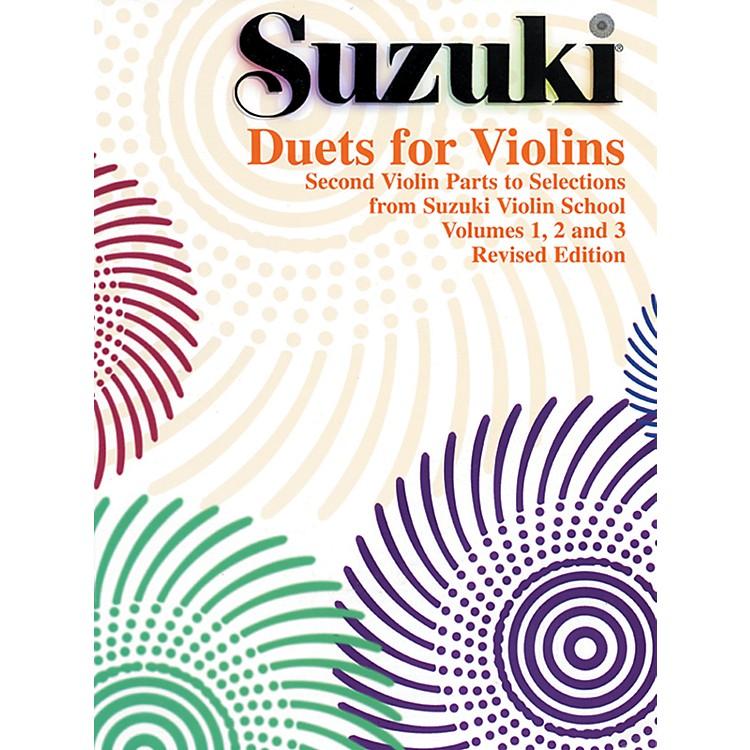 AlfredSuzuki Duets for Violins