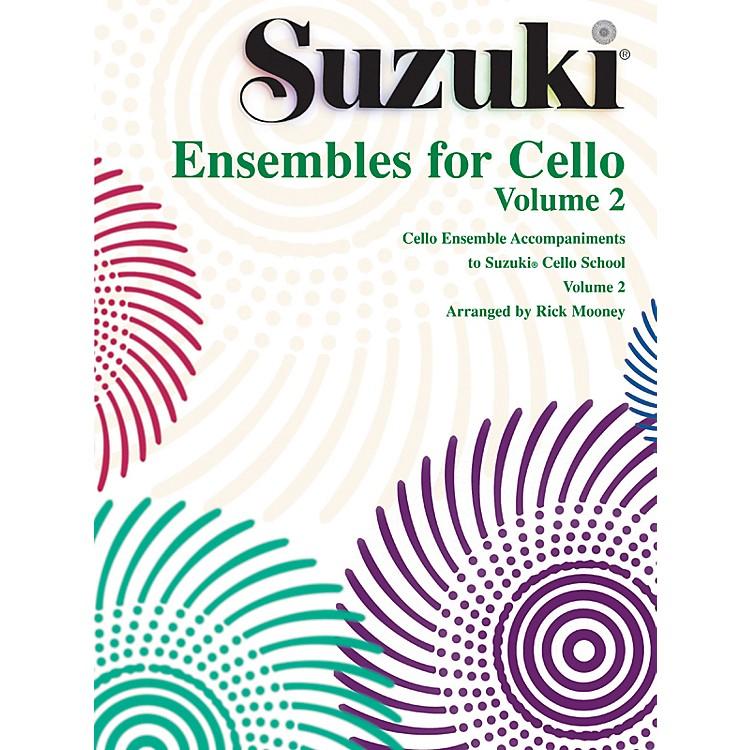 AlfredSuzuki Ensembles for Cello, Volume 2