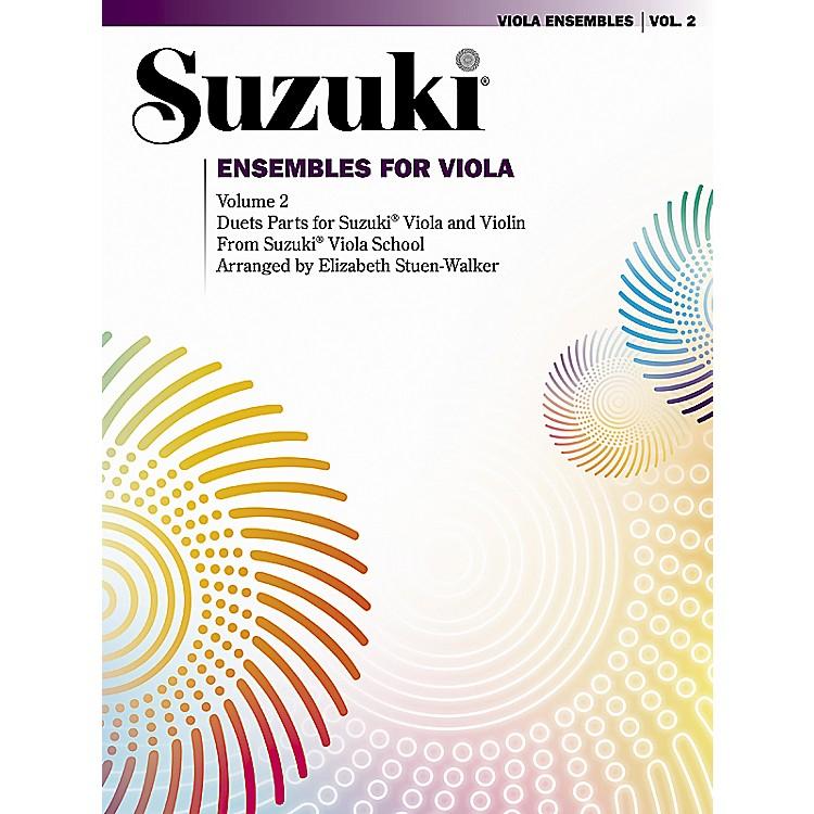 AlfredSuzuki Ensembles for Viola Volume 2