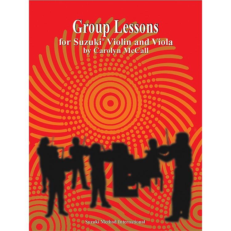 AlfredSuzuki Group Lessons for Violin and Viola Book