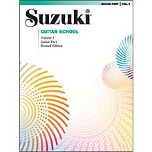 Suzuki Suzuki Guitar School Guitar Part Volume 1