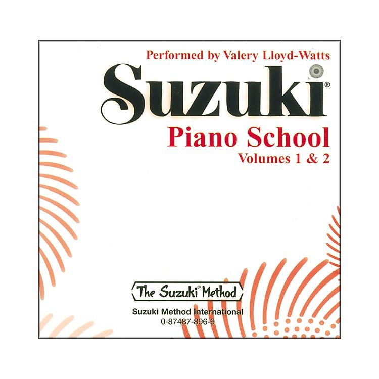 SuzukiSuzuki Piano School CD Volume 1 & 2