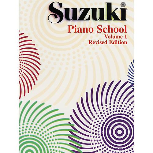Alfred Suzuki Piano School, Volume 1 - Revised-thumbnail